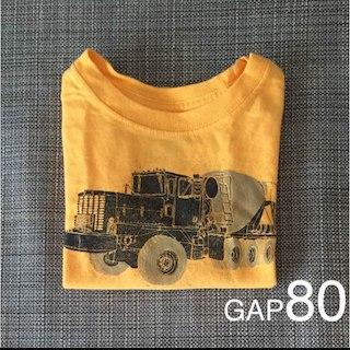 ベビーギャップ(babyGAP)のGap/baby Gap Tシャツ80(12-18M)(その他)