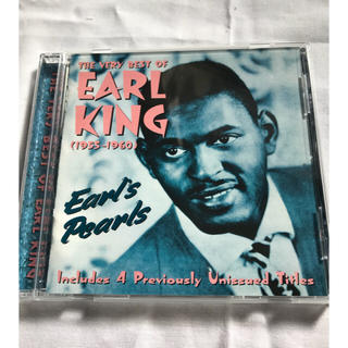 EARL KING the very best of 1955-1960(ブルース)