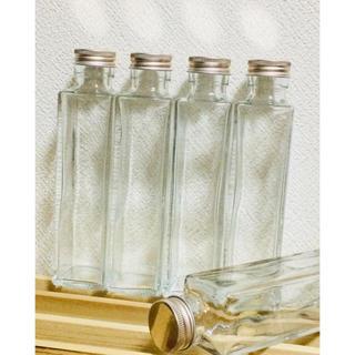 ハーバリウム瓶角 164ml(その他)