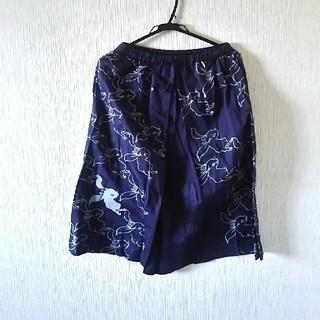 チキリヤ(CHIKIRIYA)のCHIKIRIYA(チキリヤ) 和風 うさぎ柄 スカート(ひざ丈スカート)