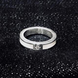 ★値下げ可★ Aqua Silver ダイヤモンドシルバーリング(リング(指輪))