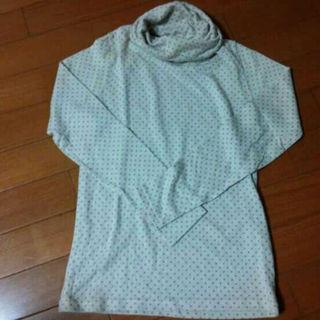 カクタス(CACTUS)の美品 カクタスセポのハイネック長袖Tシャツ(その他)