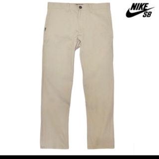 ナイキ(NIKE)の新品 32インチ Nike SB FTM CHINO PANTS チノパン(チノパン)