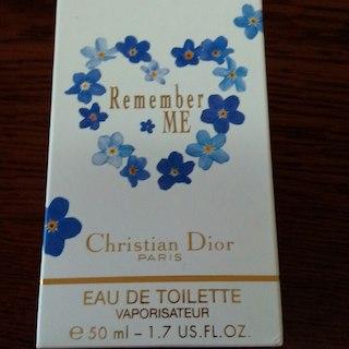 クリスチャンディオール(Christian Dior)の特価☆Diorディオール 香水 Remember ME 50ml ほぼ未使用(香水(女性用))