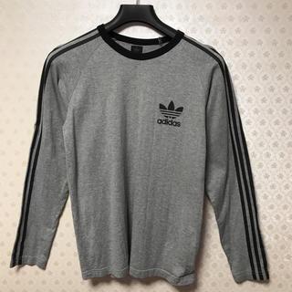 アディダス(adidas)の❤️アディダス❤️adidas❤️長袖Tシャツ(Tシャツ/カットソー(七分/長袖))