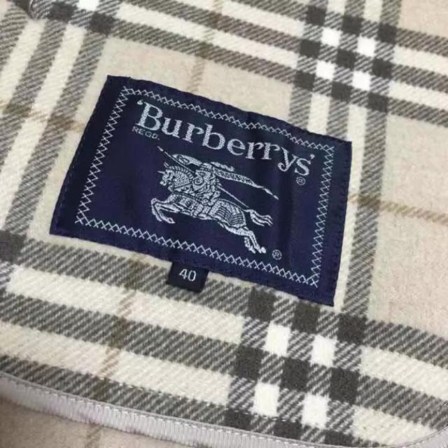 BURBERRY(バーバリー)のBurberry コート ★古着☆*:.。. レディースのジャケット/アウター(ロングコート)の商品写真