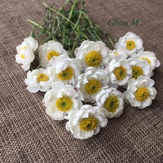 花かんざしドライフラワー15本セット✳︎✳︎送料無料(ドライフラワー)