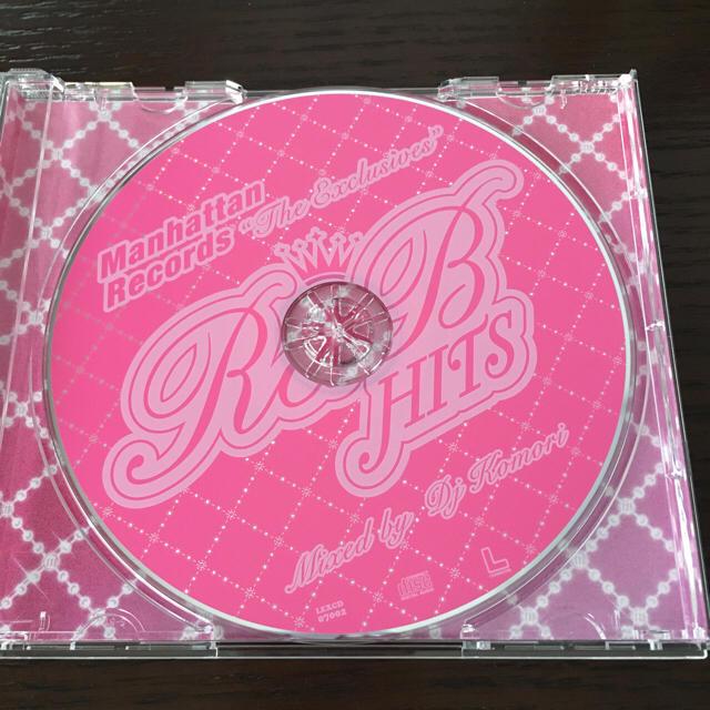 "【MixCD】DJ KOMORI""The Exclusive"" R&B Hits エンタメ/ホビーのCD(R&B/ソウル)の商品写真"