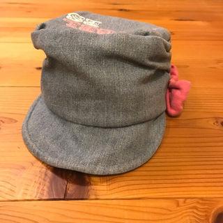 キッズ帽子 サイズ50(帽子)