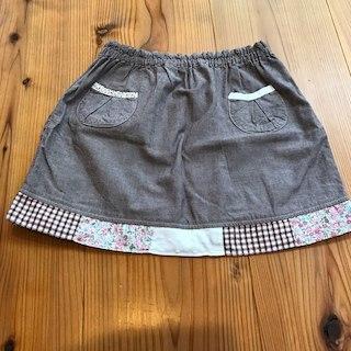 キムラタン スカート サイズ80(スカート)
