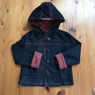 デニム ジャケット サイズ100(ジャケット/上着)