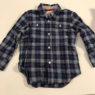 ギャップ(GAP)のGAP 110 チェックシャツ 美品(シャツ/カットソー)