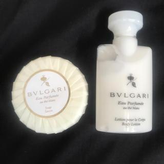 ブルガリ(BVLGARI)のブルガリ 石鹸 ボディクリーム(ボディソープ / 石鹸)