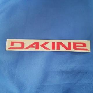 ダカイン(Dakine)のスノーボード DAKINE ダカイン ステッカー シール デカール スノーボード(その他)