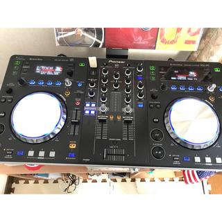 パイオニア(Pioneer)のパイオニア xdj r1 美品 スピーカー付き(DJコントローラー)