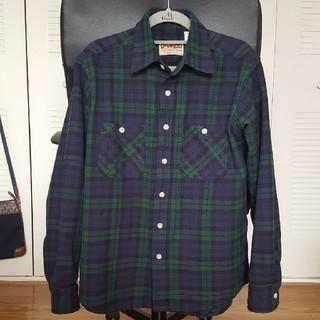 カムコ(camco)の<そばすきーさん専用>カムコ ヘビーウェイトネルシャツ(シャツ)