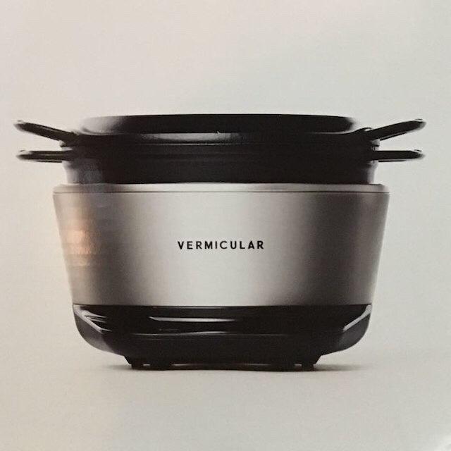 Vermicular(バーミキュラ)のHana坊様専用 バーミキュラ ライスポット ソリッドシルバー 新品 未使用 スマホ/家電/カメラの調理家電(炊飯器)の商品写真