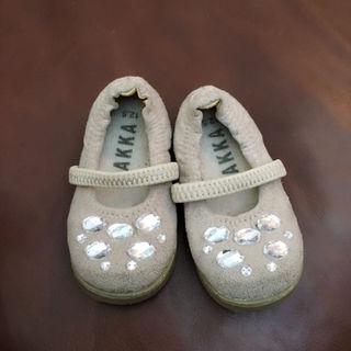 ハッカベビー hakka ビジュー パンプス 靴 **