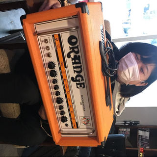 orange rockerverb 100(ギターアンプ)