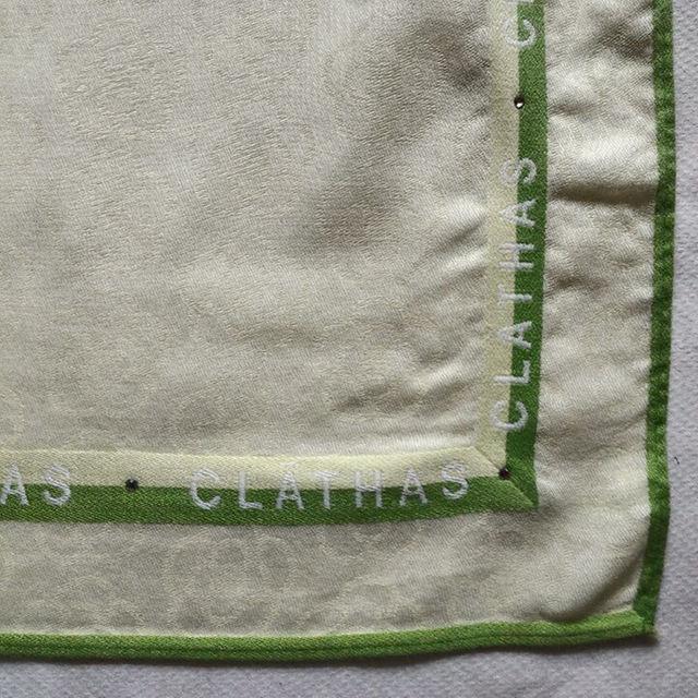 CLATHAS(クレイサス)の[希少柄]  クレイサス ハンカチ レディースのファッション小物(ハンカチ)の商品写真