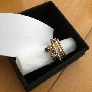 イオッセリアーニ(IOSSELLIANI)のイオッセリアーニ  Classic Collection 5連リング  (リング(指輪))