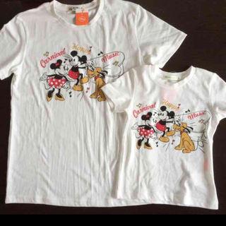 コドモビームス(こども ビームス)の新品✨親子 ペアルック Tシャツ2枚組 ビームス(その他)