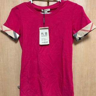 バーバリー(BURBERRY)のバーバリー burberry 半袖Tシャツ XS 新品未使用(その他)