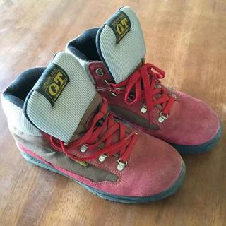 ジーティーホーキンス(G.T. HAWKINS)のGTホーキンズ スウェード靴  23.5〜24cm(スニーカー)