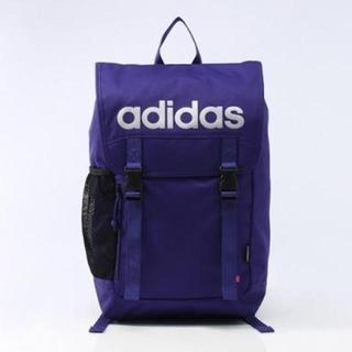 アディダス(adidas)のももいろクローバーZ adidas NEOリュック2.0紫 パープル ももクロ(バッグパック/リュック)