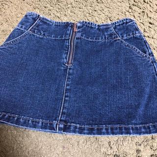 カルバンクライン(Calvin Klein)のミニスカート(ミニスカート)