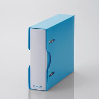 エレコム(ELECOM)のファイル型 DVD CD 収納ケース 24枚収納可能 x 4個セット(CD/DVD収納)