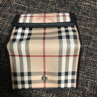 バーバリー(BURBERRY)のバーバリー サイフ(折り財布)