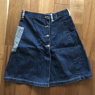 シップス(SHIPS)の150♡シップス♡デニムスカート(スカート)