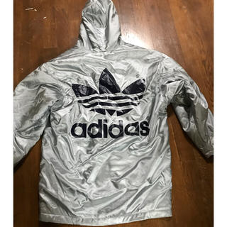 アディダス(adidas)のadidas original silver(ナイロンジャケット)