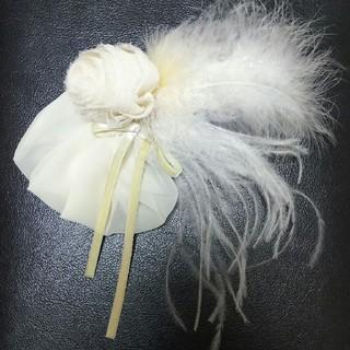 イーエムフルール(e.m. Fleur)のウエディング ヘッドドレス(ウェディングドレス)