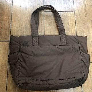 MUJI (無印良品) - 無印良品  ナイロントートバッグ