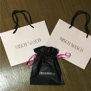 ミッシュマッシュ(MISCH MASCH)の♡MISCH MASCHショッパー♡(ショップ袋)