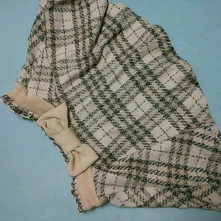 リズリサ(LIZ LISA)のリズリサ チェックスカート(ひざ丈スカート)