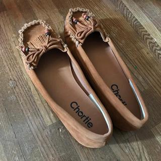 ショーティ(Chortie)のフリンジシューズ  chortie(ローファー/革靴)
