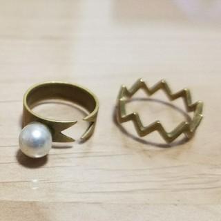 アイアムアイ(I am I)のAquvii指輪(リング(指輪))