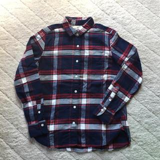 ムジルシリョウヒン(MUJI (無印良品))の無印 フランネルシャツ(