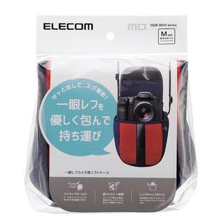 エレコム(ELECOM)のカメラケース 一眼レフカメラ用ソフトケース ELECOM(ケース/バッグ)