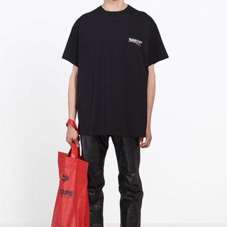 バレンシアガ(Balenciaga)のBALENCIAGA ロゴ Tシャツ XL(その他)