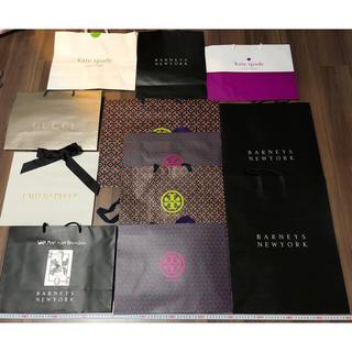 エミリオプッチ(EMILIO PUCCI)のブランド ショップ袋  特大、大サイズ 紙袋 ショッパー(ショップ袋)