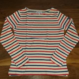アルモーリュックス(Armorlux)のロンT Mサイズ トリコロール Armorlux(Tシャツ(長袖/七分))