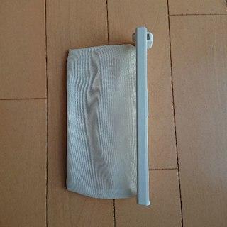 ミツビシデンキ(三菱電機)の三菱  全自動洗濯機  糸くずフィルター(洗濯機)