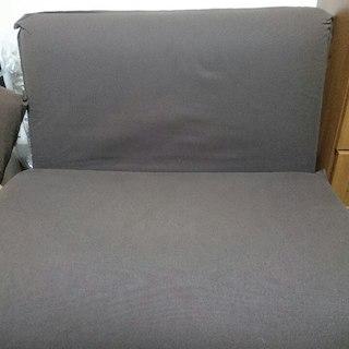 ムジルシリョウヒン(MUJI (無印良品))のsamio1010様専用 無印良品 ソファベッド シングルサイズ (その他)