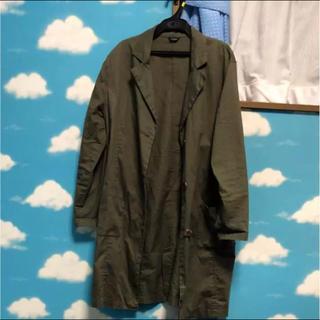 シマムラ(しまむら)の【まだまだ綺麗に着れます】 春 薄手コート ジャケット(ロングコート)