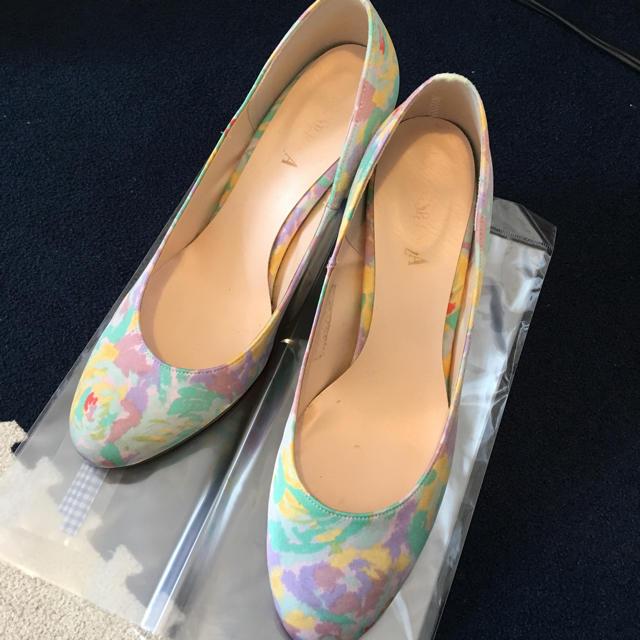 ESPERANZA(エスペランサ)のエスペランザ ESPERANZA ヒールパンプス 23.0cm レディースの靴/シューズ(ハイヒール/パンプス)の商品写真