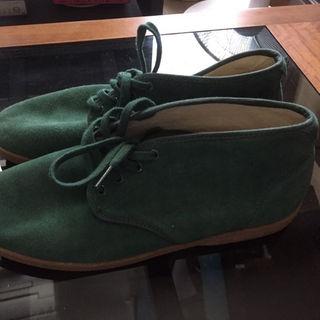 シュプリーム(Supreme)の⭐︎Supreme   Supreme Suede Shoes Mid 9.5(ドレス/ビジネス)